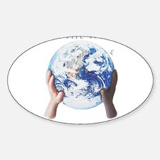 HEAL THE WORLD Decal