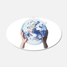 HEAL THE WORLD Wall Decal