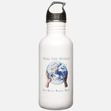 HEAL THE WORLD Water Bottle