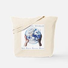 HEAL THE WORLD Tote Bag