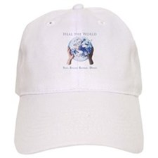 HEAL THE WORLD Baseball Baseball Baseball Cap