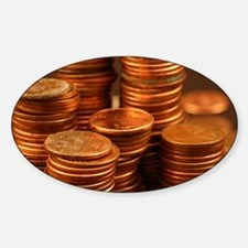 Coins Decal
