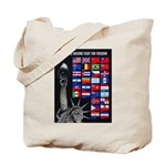 United Nations Freedom Tote Bag