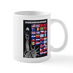 United Nations Freedom Mug