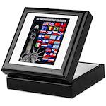 United Nations Freedom Keepsake Box