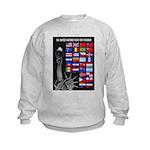 United Nations Freedom Kids Sweatshirt