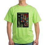 United Nations Freedom Green T-Shirt