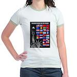 United Nations Freedom Jr. Ringer T-Shirt