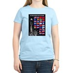 United Nations Freedom (Front) Women's Light T-Shi