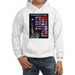 United Nations Freedom Hooded Sweatshirt