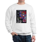 United Nations Freedom (Front) Sweatshirt