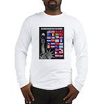 United Nations Freedom Long Sleeve T-Shirt