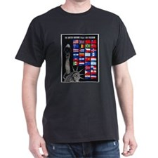 United Nations Freedom (Front) T-Shirt