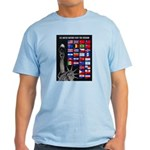United Nations Freedom Light T-Shirt