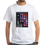 United Nations Freedom White T-Shirt