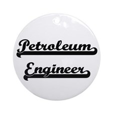 Petroleum Engineer Artistic Job D Ornament (Round)