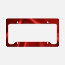 Cute Romantic License Plate Holder
