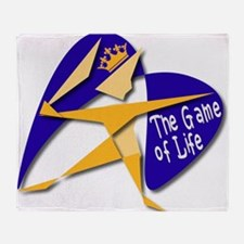 THE GAME OF LIFE Throw Blanket