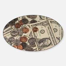 Funny Coins Decal