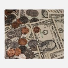 Unique Coin Throw Blanket