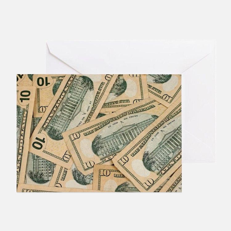 Cute Bill hamilton Greeting Card