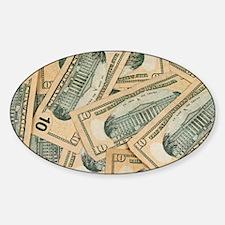 Unique Bill hamilton Sticker (Oval)