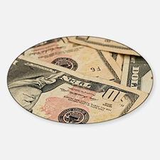 Cool Bill hamilton Sticker (Oval)