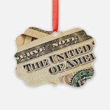 Bill hamilton Ornament