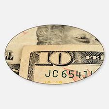 Bill hamilton Sticker (Oval)