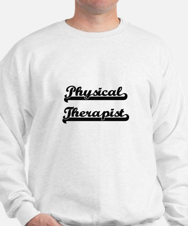 Physical Therapist Artistic Job Design Sweatshirt