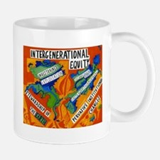 Intergenerational Equity Mugs