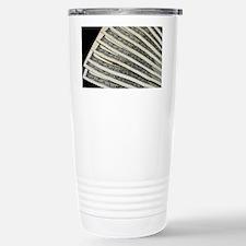 Unique Hundred dollar bill Travel Mug