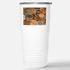 Unique Nickel Travel Mug