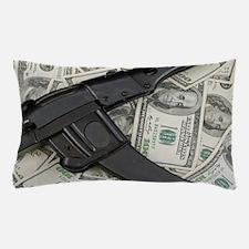 Cool One hundred dollar bill Pillow Case