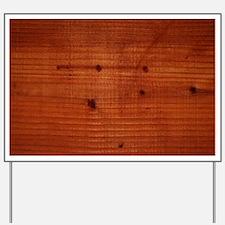 Cute Lumber Yard Sign