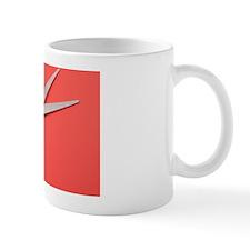 Funny Red steel Mug