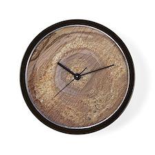 Cherry Wood Wall Clock