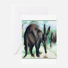 Aardvark Greeting Cards