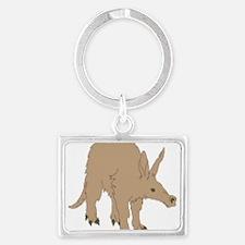 Aardvark Keychains