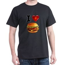 Cheeseburger Love T-Shirt
