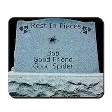 Bob The Spider Mousepad