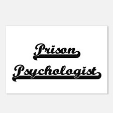 Prison Psychologist Artis Postcards (Package of 8)