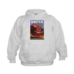 Fight For Freedom (Front) Hoodie