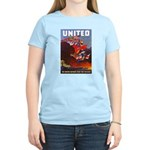 Fight For Freedom (Front) Women's Light T-Shirt