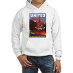 Fight For Freedom Hooded Sweatshirt