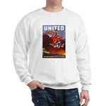 Fight For Freedom (Front) Sweatshirt