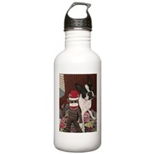 Boston Monkey Water Bottle