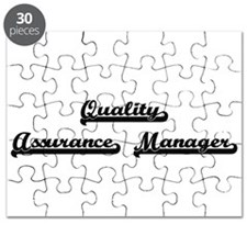 Quality Assurance Manager Artistic Job Desi Puzzle