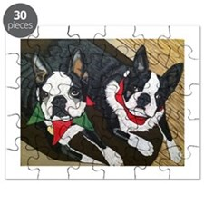 Christmas Bostons Puzzle