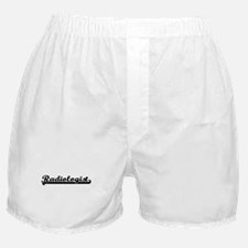 Radiologist Artistic Job Design Boxer Shorts